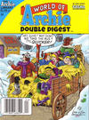 Cover for World of Archie Double Digest (Archie, 2010 series) #24 [Newsstand]