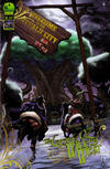 Cover for The Legend of Oz: The Wicked West (Big Dog Ink, 2011 series) #4