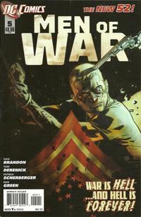 Cover Thumbnail for Men of War (DC, 2011 series) #5