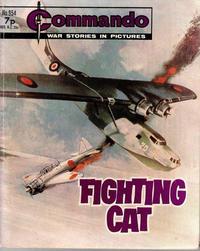 Cover Thumbnail for Commando (D.C. Thomson, 1961 series) #954