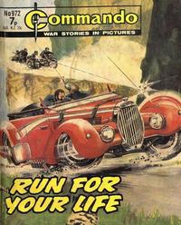 Cover Thumbnail for Commando (D.C. Thomson, 1961 series) #972