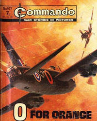Cover Thumbnail for Commando (D.C. Thomson, 1961 series) #977
