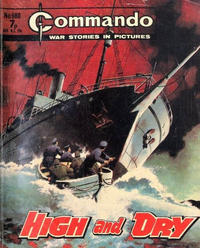 Cover Thumbnail for Commando (D.C. Thomson, 1961 series) #980