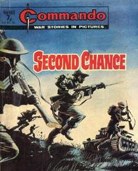 Cover Thumbnail for Commando (D.C. Thomson, 1961 series) #989