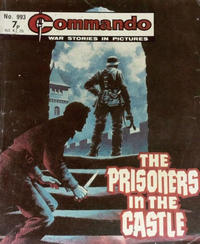Cover Thumbnail for Commando (D.C. Thomson, 1961 series) #993