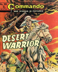 Cover for Commando (D.C. Thomson, 1961 series) #999