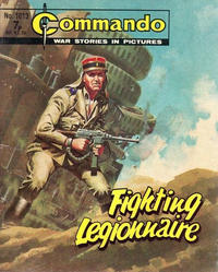 Cover Thumbnail for Commando (D.C. Thomson, 1961 series) #1013
