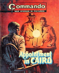 Cover Thumbnail for Commando (D.C. Thomson, 1961 series) #1025