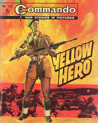Cover Thumbnail for Commando (D.C. Thomson, 1961 series) #1031