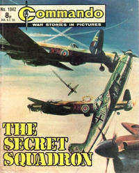 Cover Thumbnail for Commando (D.C. Thomson, 1961 series) #1042