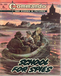 Cover Thumbnail for Commando (D.C. Thomson, 1961 series) #1058