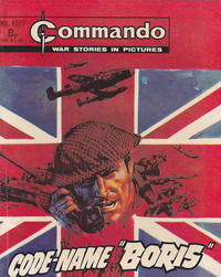 Cover Thumbnail for Commando (D.C. Thomson, 1961 series) #1077