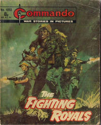 Cover for Commando (D.C. Thomson, 1961 series) #1053