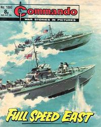 Cover Thumbnail for Commando (D.C. Thomson, 1961 series) #1080