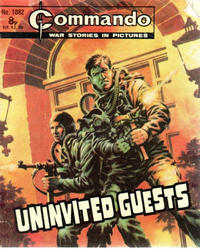 Cover Thumbnail for Commando (D.C. Thomson, 1961 series) #1082