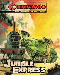 Cover Thumbnail for Commando (D.C. Thomson, 1961 series) #1098