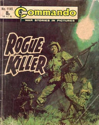 Cover Thumbnail for Commando (D.C. Thomson, 1961 series) #1145