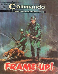 Cover for Commando (D.C. Thomson, 1961 series) #1068