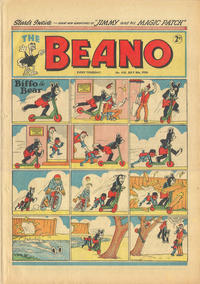 Cover for The Beano (D.C. Thomson, 1950 series) #416