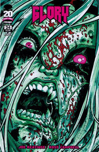 Cover Thumbnail for Glory (Image, 2012 series) #24 [Second Printing]
