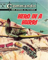 Cover Thumbnail for Commando (D.C. Thomson, 1961 series) #1259