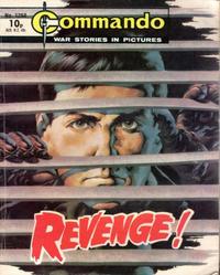 Cover Thumbnail for Commando (D.C. Thomson, 1961 series) #1268