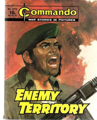 Cover Thumbnail for Commando (D.C. Thomson, 1961 series) #1272