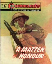 Cover Thumbnail for Commando (D.C. Thomson, 1961 series) #1274