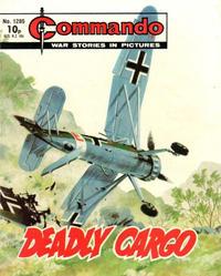 Cover Thumbnail for Commando (D.C. Thomson, 1961 series) #1285