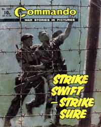 Cover for Commando (D.C. Thomson, 1961 series) #1287