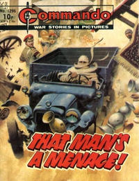 Cover Thumbnail for Commando (D.C. Thomson, 1961 series) #1296