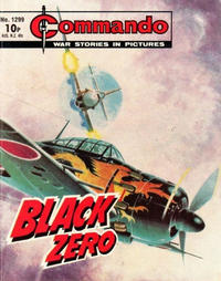 Cover Thumbnail for Commando (D.C. Thomson, 1961 series) #1299