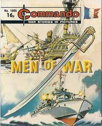 Cover Thumbnail for Commando (D.C. Thomson, 1961 series) #1605