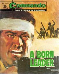Cover Thumbnail for Commando (D.C. Thomson, 1961 series) #1750