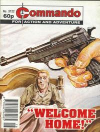 Cover Thumbnail for Commando (D.C. Thomson, 1961 series) #3122