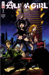Cover Thumbnail for Alpha Girl (Image, 2012 series) #3