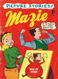 Cover Thumbnail for Mazie (Magazine Management, 1957 ? series) #3