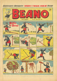 Cover Thumbnail for The Beano (D.C. Thomson, 1950 series) #417