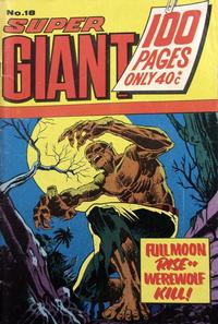 Cover Thumbnail for Super Giant (K. G. Murray, 1973 series) #18