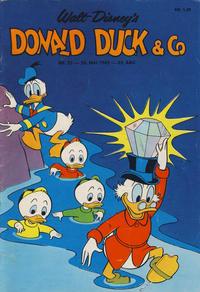 Cover Thumbnail for Donald Duck & Co (Hjemmet / Egmont, 1948 series) #22/1969