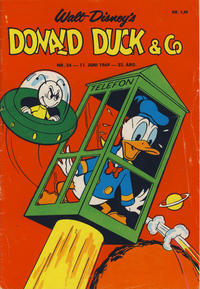 Cover Thumbnail for Donald Duck & Co (Hjemmet / Egmont, 1948 series) #24/1969
