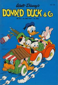 Cover Thumbnail for Donald Duck & Co (Hjemmet / Egmont, 1948 series) #26/1969