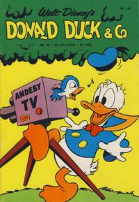 Cover Thumbnail for Donald Duck & Co (Hjemmet / Egmont, 1948 series) #30/1969