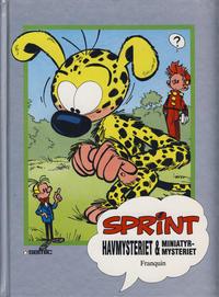 Cover Thumbnail for Sprint [Seriesamlerklubben] (Semic, 1986 series) #[4] - Havmysteriet & miniatyrmysteriet