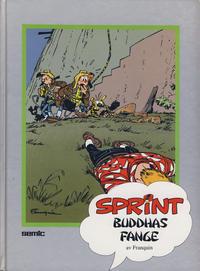 Cover Thumbnail for Sprint [Seriesamlerklubben] (Semic, 1986 series) #[5] - Buddhas fange