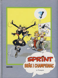 Cover Thumbnail for Sprint [Seriesamlerklubben] (Semic, 1986 series) #13 - Bråk i Champignac