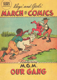 Cover Thumbnail for Boys' and Girls' March of Comics (Western, 1946 series) #[3] [Sears]