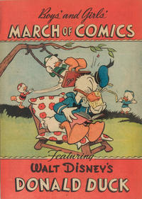 Cover Thumbnail for Boys' and Girls' March of Comics (Western, 1946 series) #20 [Boys' and Girls' variant]