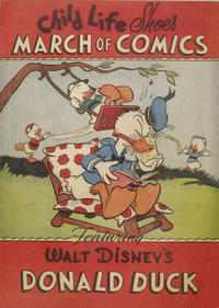 Cover Thumbnail for Boys' and Girls' March of Comics (Western, 1946 series) #20 [Child Life Shoes variant]