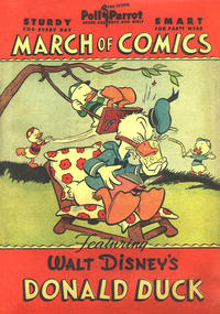 Cover Thumbnail for Boys' and Girls' March of Comics (Western, 1946 series) #20 [Poll Parrot Shoes variant]